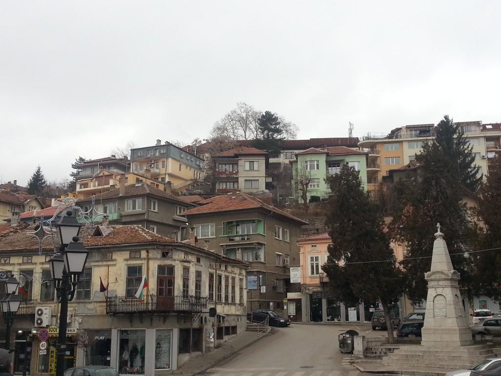 хотел Бряст Велико Търново отзиви