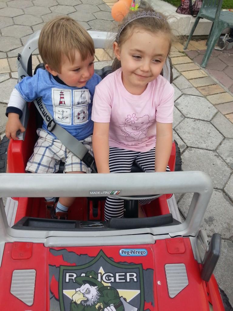 Сандански за един ден с деца