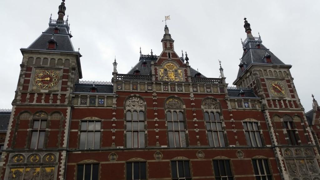 Централна гара в Амстердам HotelFinder търсене и оценка за хотели