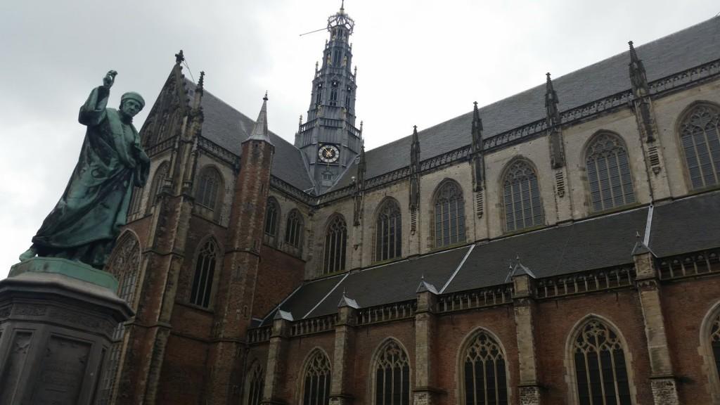 Хаарлем църквата Saint Bavo HotelFinder търсене и оценка за хотели