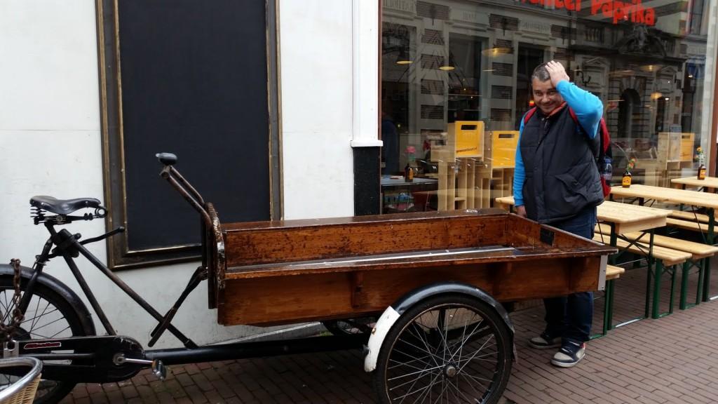 Уникално колело в Хаарлем HotelFinder търсене и оценка на хотели