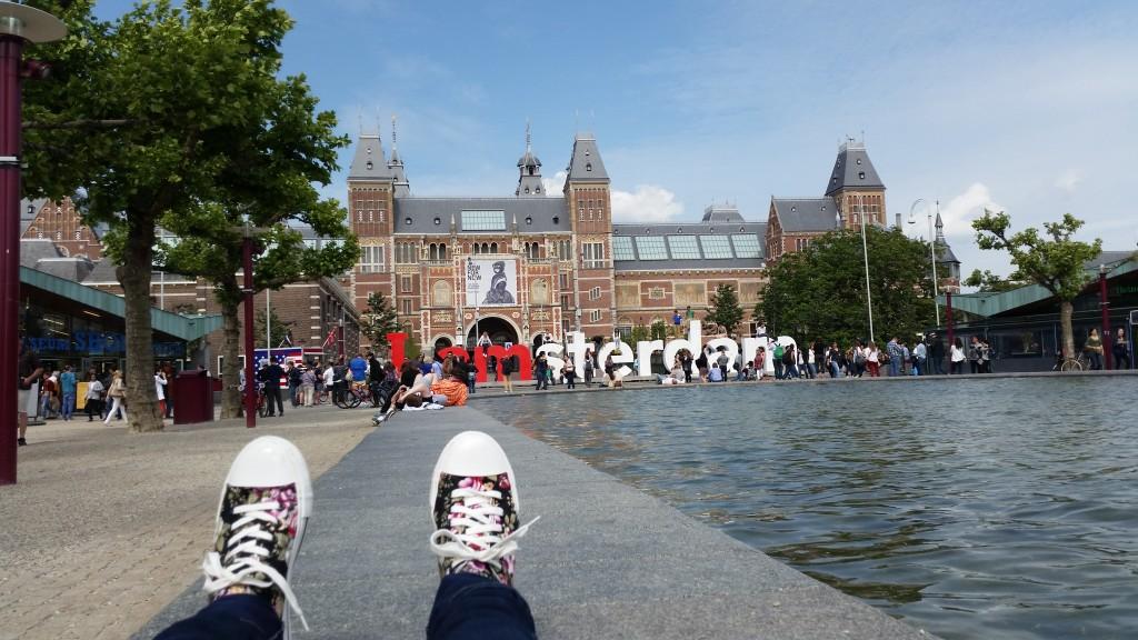 I Amsterdam HotelFinder търсене и оценка на хотели