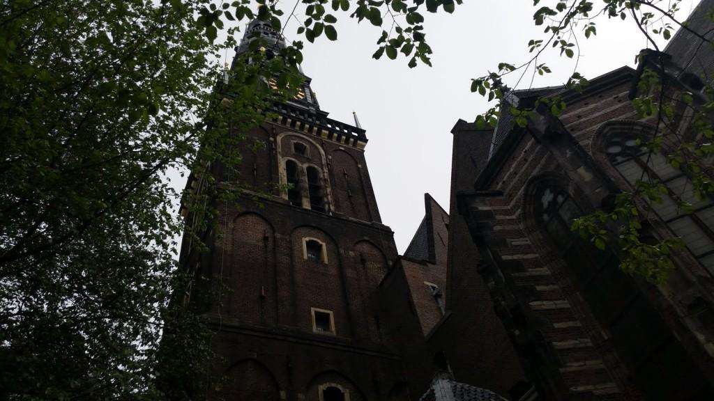 Амстердам старата църква HotelFinder търсене и оценка на хотели