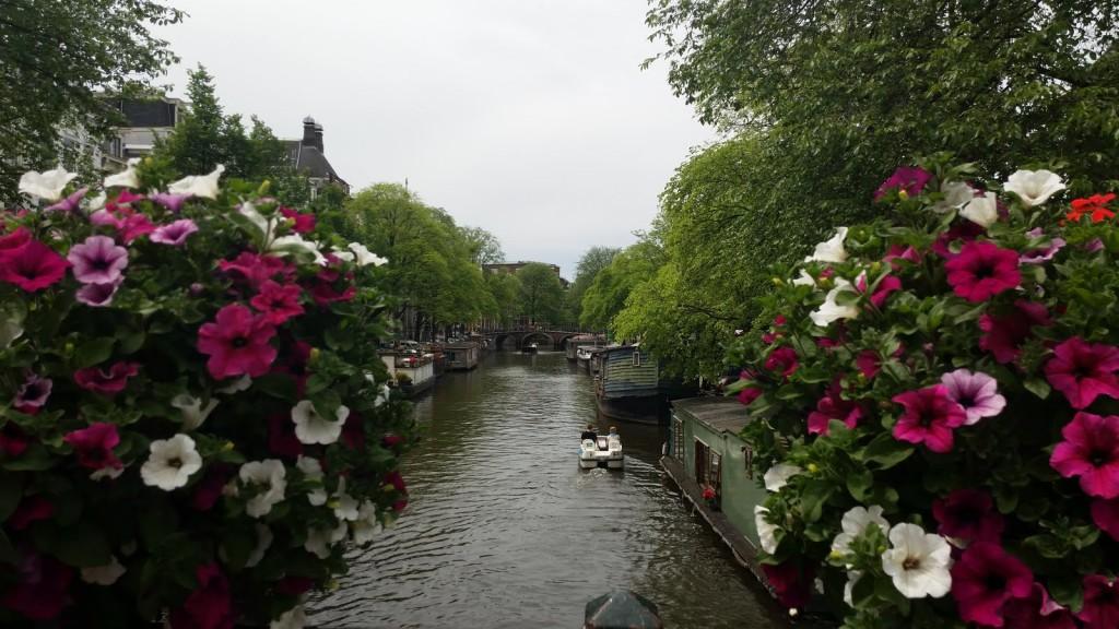 Старият град Амстердам HotelFinder търсене и оценка на хотели