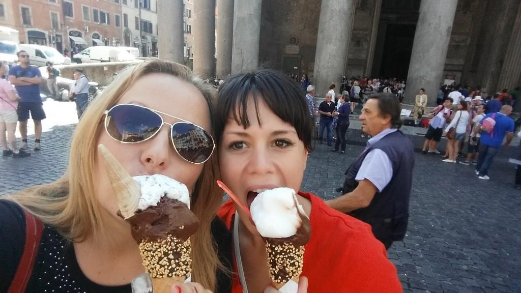 Най-доброто джелато Рим HotelFinder търсене и оценка на хотели