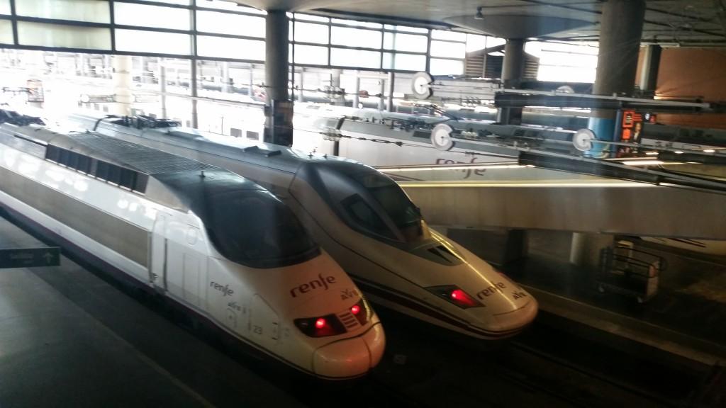 Влак стрела Мадрид Севия HotelFinder търсене и оценка на хотели