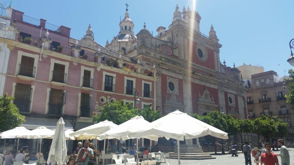 Сан Салвадор Севиля HotelFinder търсене и оценка на хотели