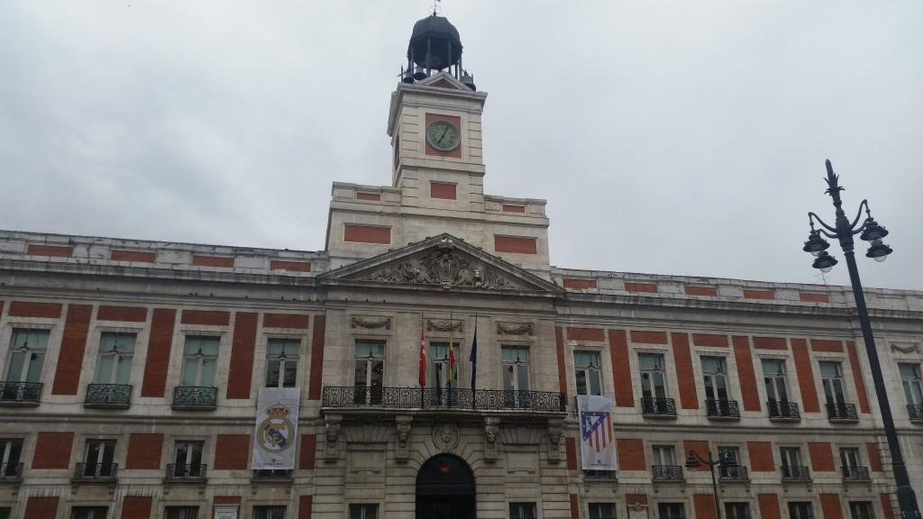 Puerta del Sol Madrid HotelFinder търсене и оценка на хотели