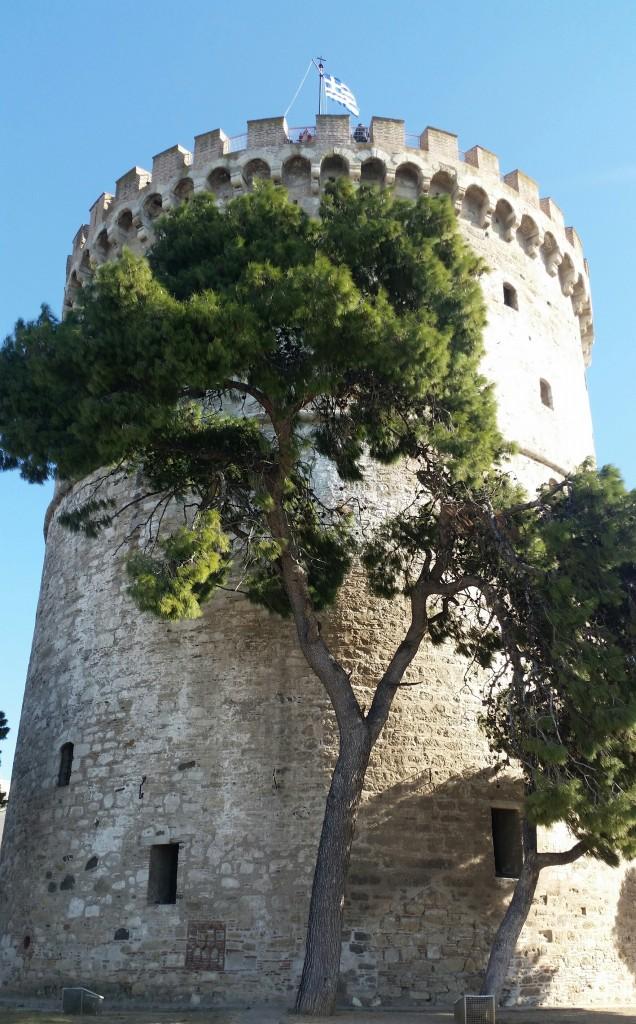 Бялата кула Солун HotelFinder търсене и оценка на хотели
