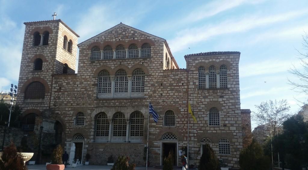 Базиликата св. Димитър Солун HotelFinder търсене и оценка на хотели