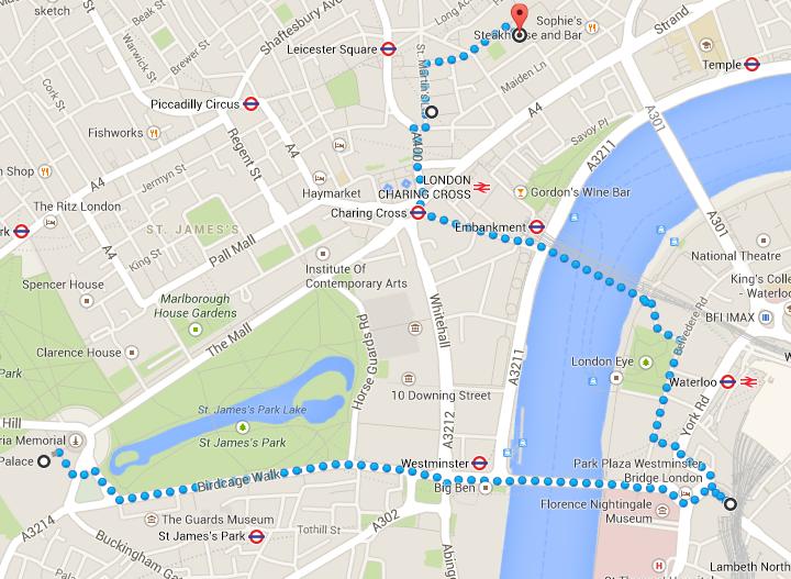 Лондон за един ден HotelFinder блог