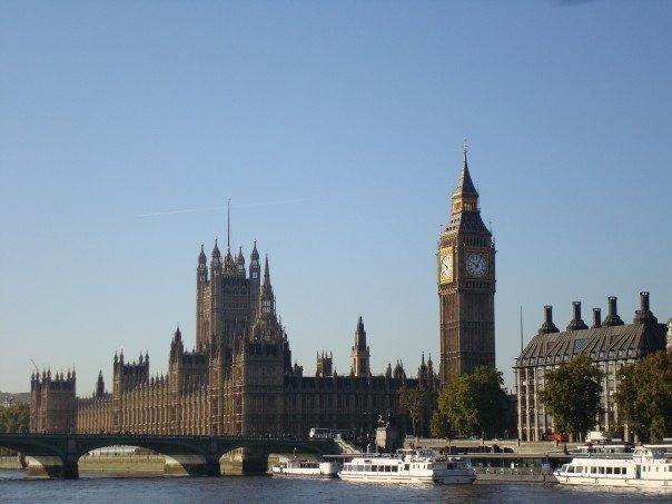Сградите на парламента - Лондон за три дни, ден първи HotelFinder търсене и оценка на хотели