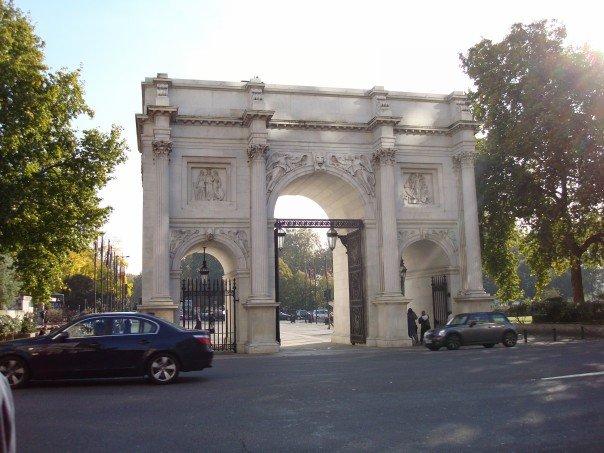 Мраморната арка - Лондон за три дни, ден първи HotelFinder търсене и оценка на хотели
